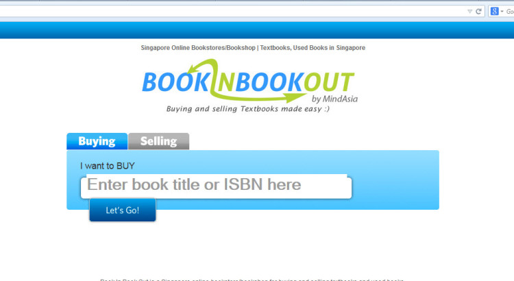 Buy Secondhand Textbooks from BookInBookOut.com